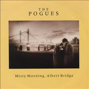 Click here for more info about 'The Pogues - Misty Morning, Albert Bridge'