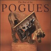 Click here for more info about 'The Pogues - The Best Of The Pogues - Orange Vinyl'