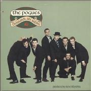 Click here for more info about 'The Pogues - Thousands Are Sailing'
