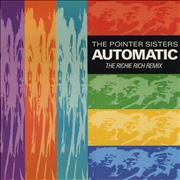 Click here for more info about 'The Pointer Sisters - Automatic - Richie Rich Remix'