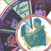 Click here for more info about 'The Pointer Sisters - Back In My Arms'