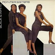 Click here for more info about 'The Pointer Sisters - Black & White'