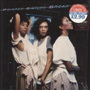 Click here for more info about 'The Pointer Sisters - Break Out + Shrink'