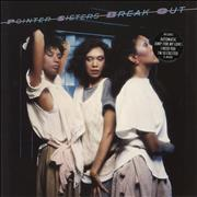 Click here for more info about 'The Pointer Sisters - Break Out - Circular Stickered Sleeve'