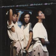 Click here for more info about 'The Pointer Sisters - Break Out'