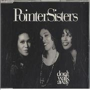 Click here for more info about 'The Pointer Sisters - Don't Walk Away'