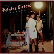 Click here for more info about 'The Pointer Sisters - Energy'