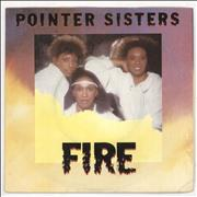 Click here for more info about 'The Pointer Sisters - Fire'