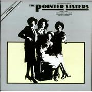 Click here for more info about 'The Pointer Sisters - Four Tracks From The Pointer Sisters'
