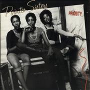 Click here for more info about 'The Pointer Sisters - Priority'