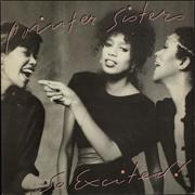 Click here for more info about 'The Pointer Sisters - So Excited'