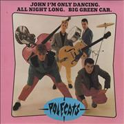 Click here for more info about 'The Polecats - John I'm Only Dancing - Pink Vinyl'