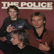 Click here for more info about 'The Police - A Visual Documentary By Miles'