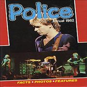 Click here for more info about 'The Police - Annual 1982'