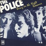 Click here for more info about 'The Police - Bring On The Night'