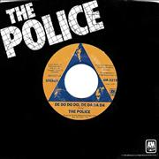 Click here for more info about 'The Police - De Do Do Do, De Da Da Da - 2nd'
