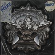 Click here for more info about 'The Police - Don't Stand So Close To Me - Stickered sleeve'