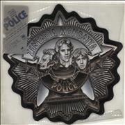 Click here for more info about 'The Police - Don't Stand So Close To Me - sticker sealed'
