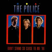 Click here for more info about 'Don't Stand So Close To Me '86'