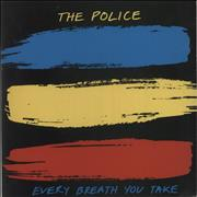 Click here for more info about 'The Police - Every Breath You Take - G/F'