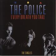 Click here for more info about 'The Police - Every Breath You Take - The Singles + Insert'