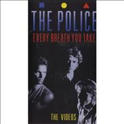 Click here for more info about 'The Police - Every Breath You Take The Videos'