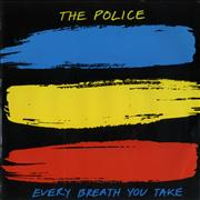 """The Police Every Breath You Take UK 7"""" vinyl"""