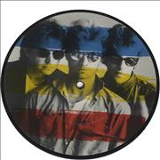 """The Police Every Breath You Take UK 7"""" picture disc"""