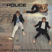 Click here for more info about 'The Police - Every Little Thing She Does Is Magic - P/S'