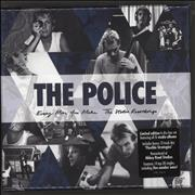 The Police Every Move You Make (The Studio Recordings) - Sealed UK cd album box set