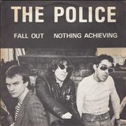 Click here for more info about 'The Police - Fall Out - Gt. Britain'