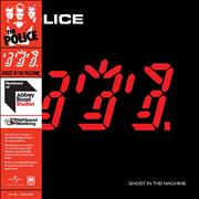 The Police Ghost In The Machine UK vinyl LP