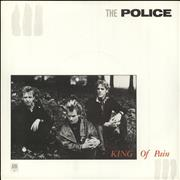 Click here for more info about 'The Police - King Of Pain - P/S'
