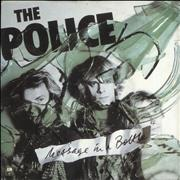 Click here for more info about 'The Police - Message In A Bottle - Blue Vinyl'
