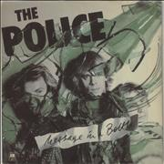 Click here for more info about 'The Police - Message In A Bottle - Green - P/S'