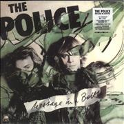 "The Police Message In A Bottle - RSD19 - Green & Blue Vinyl Double Pack UK 7"" vinyl"