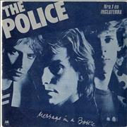 Click here for more info about 'The Police - Message In A Bottle'