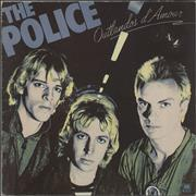 Click here for more info about 'The Police - Outlandos D'Amour - EX'