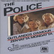 Click here for more info about 'The Police - Outlandos D'Amour/Zenyatta Mondatta'