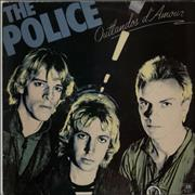 Click here for more info about 'The Police - Outlandos D'Amour - Blue Vinyl'
