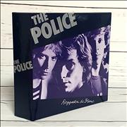 The Police Paper Sleeve Collection + Bonus Box Japan cd album box set