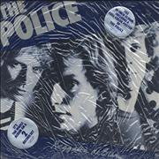 "The Police Regatta De Blanc - Sealed USA 10"" vinyl"