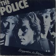 Click here for more info about 'The Police - Regatta de Blanc - Signed LP & Signed Sting Publicity Photograph'