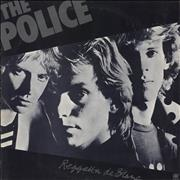 Click here for more info about 'The Police - Reggata De Blanc - EX'