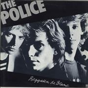 Click here for more info about 'The Police - Reggatta De Blanc - EX'