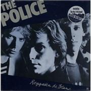 Click here for more info about 'The Police - Reggatta De Blanc'