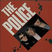 The Police Rockupation '80 Japan tour programme