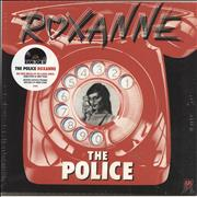Click here for more info about 'The Police - Roxanne - RSD18 - Red Vinyl - Sealed'