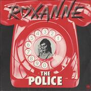 Click here for more info about 'The Police - Roxanne - Telephone Sleeve'