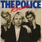"""The Police Roxanne UK 7"""" vinyl"""